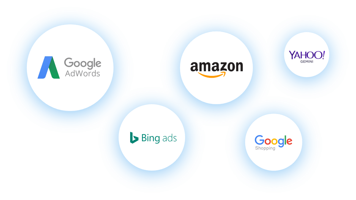 Paid Search Icons
