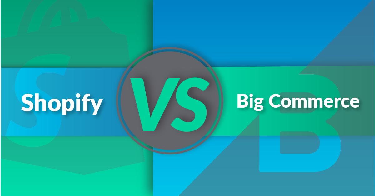 Shopify VS Bigcommerce: E-commerce Software Comparison - AdShark