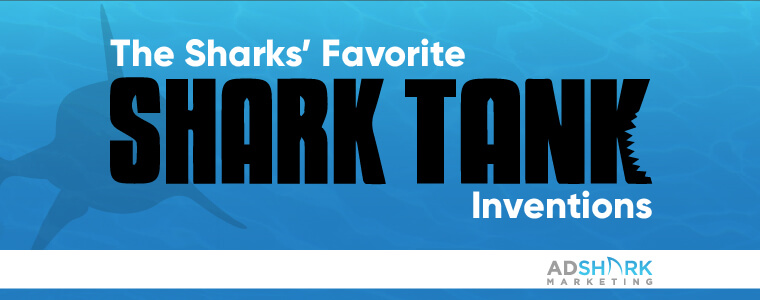 The Sharks' Favorite Inventions